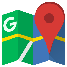 Preview of Google Maps icon