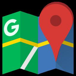 A Google Maps logo