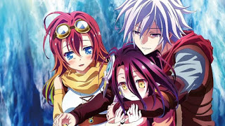 No Game No Life Zero BD Subtitle Indonesia