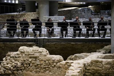 Μουσείο της Ακρόπολης: Για πρώτη φορά επισκέπτες στην αρχαία αθηναϊκή γειτονιά