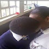 DOWNLOAD VIDEO: OMG!!! NIGERIA SECONDARY SCHOOL STUDENT CAUGHT IN CLASS DOING BAD THINGS – VIDEO + PHOTO