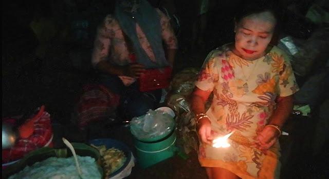 Urai Keruwetan Hidup dengan Selamatan Nasi Liwet di Malam Tahun Baru Suro