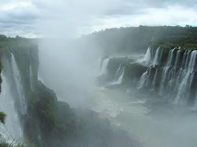 Garganta del Diablo, Cataratas de Iguazú, Argentina, vuelta al mundo, round the world, La vuelta al mundo de Asun y Ricardo