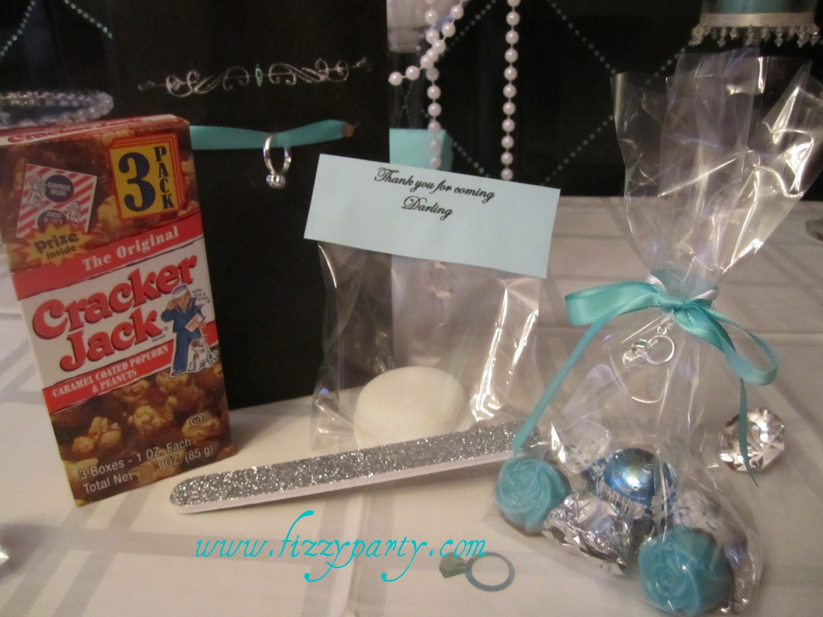 Fizzy Party Breakfast At Tiffanys Birthday