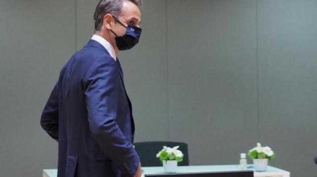 Η καλύτερη μάσκα της Συνόδου Κορυφής