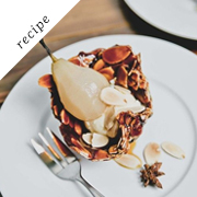 Spiced Poached Pears | Sweet Gastronomy