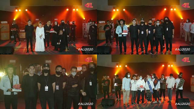 Tahniah Margosa Dinobatkan Sebagai Juara Anugerah Lagu Indie 2020