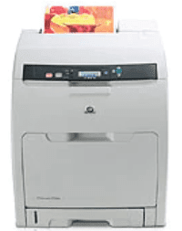 Download do driver HP Color LaserJet CP3505