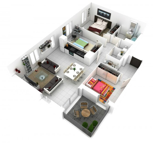 how to make house plans