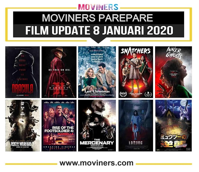 FILM UPDATE 8 JANUARI 2020