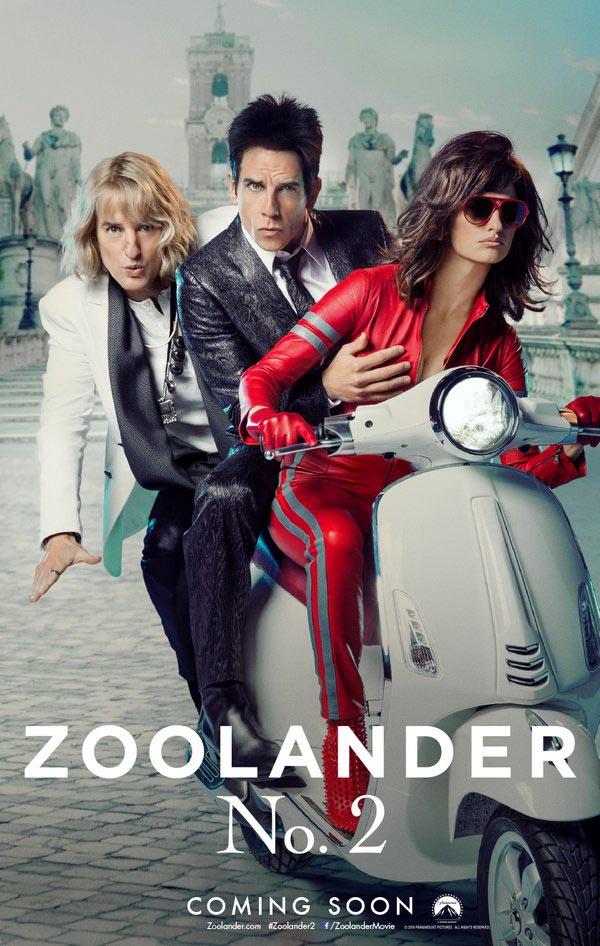 Zoolander 2 Torrent - Blu-ray Rip 720p e 1080p Dublado (2016)