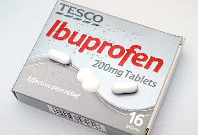 Ibuprofen potentially linked to fatal cardiac arrests