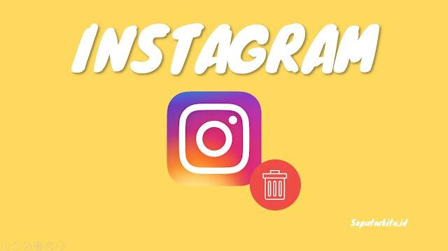 Cara Menghapus Semua Foto di Instagram