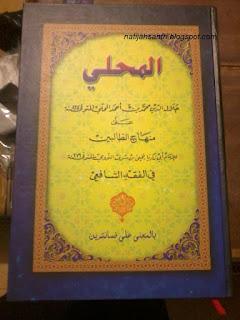 Harga Kitab Mahally