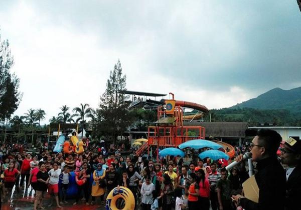 Tempat wisata di garut Sabda Alam Waterpark