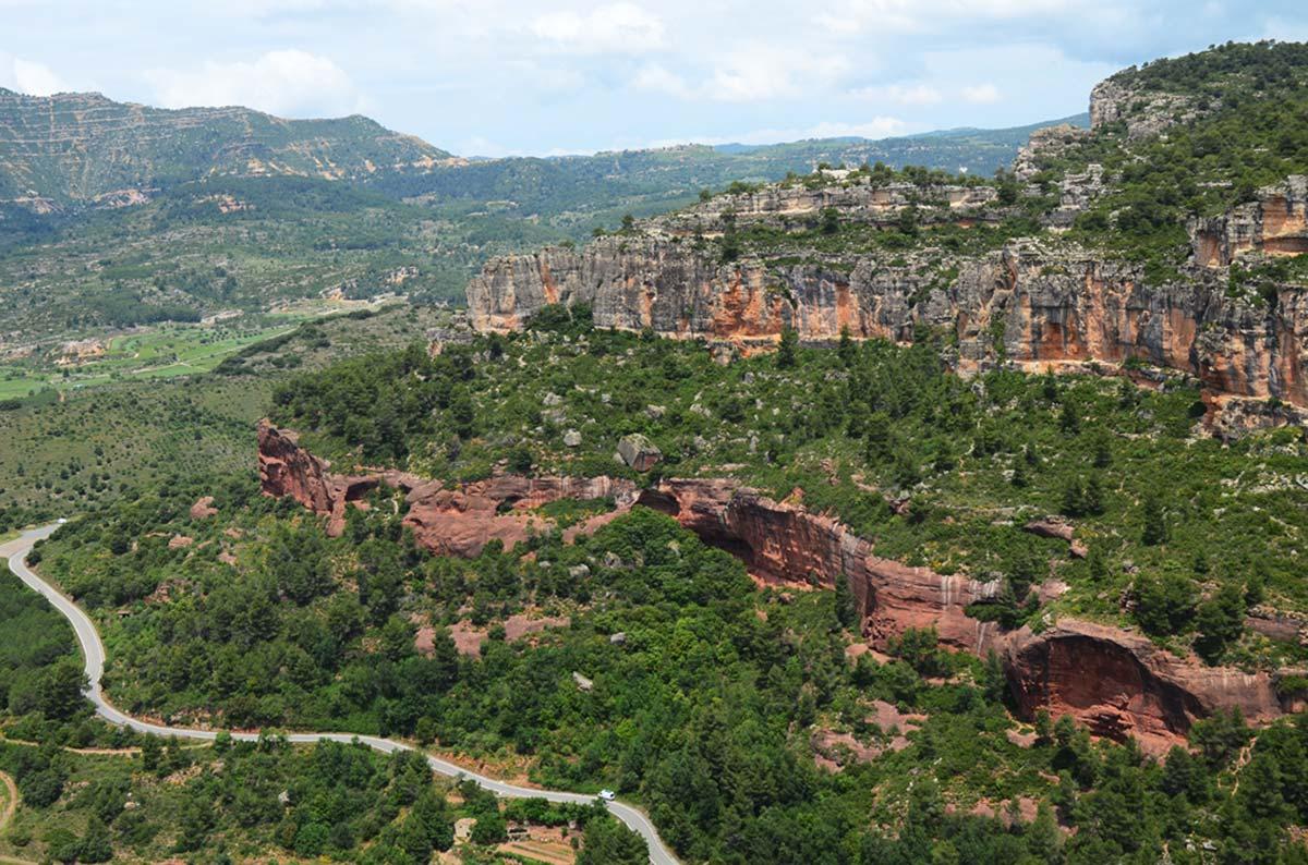 Siurana Canyons