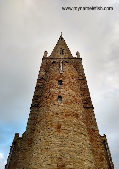 All Saints' Church, Brixworth tower bell