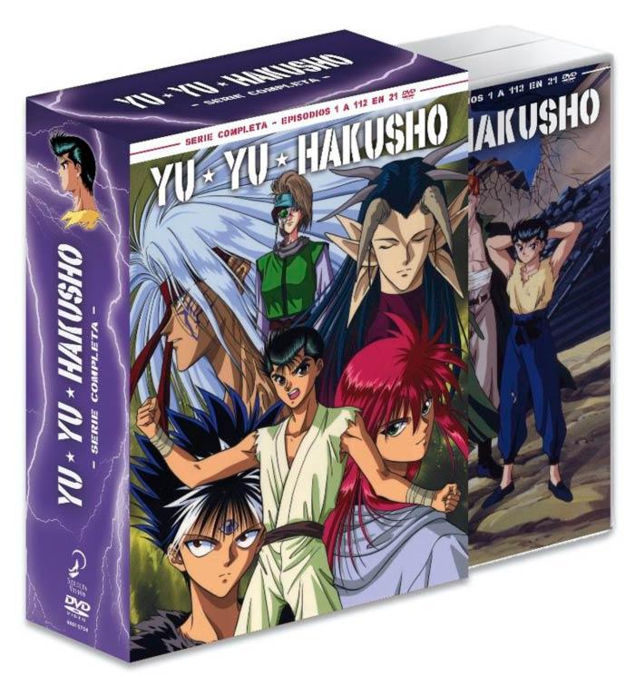 Yu Yu Hakusho: La serie completa - Selecta Visión