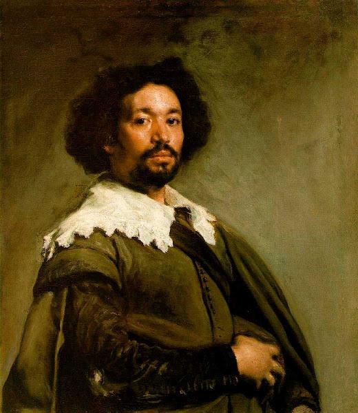 Диего Веласкес - Портрет Хуана де Пареха (1650)