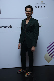 Actor Gulshan Devaiah at Grazia Young Fashion Awards 2017