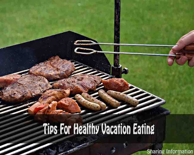 Tips For Healthy Vacation Eating