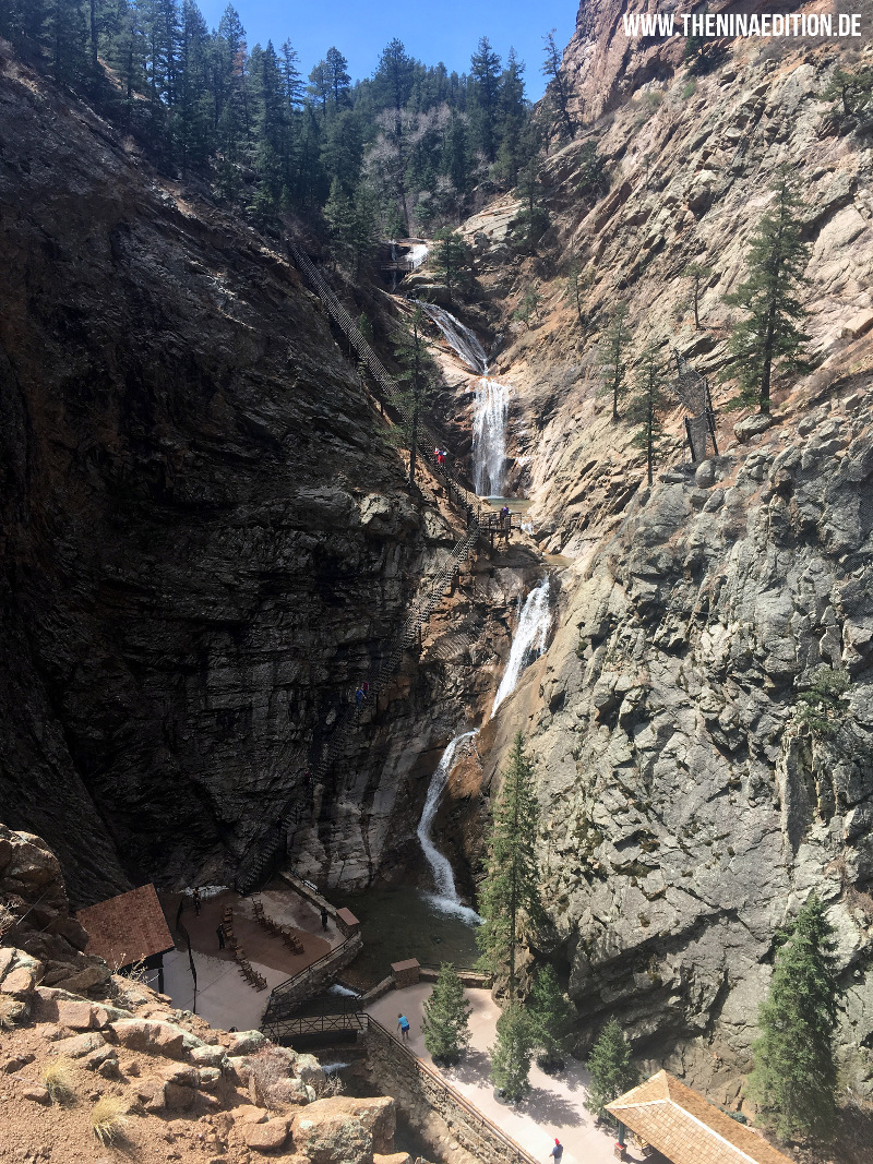 Colorado Springs - Seven Falls