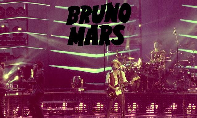Bruno Mars: un caso insólito