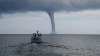 تفسير حلم رؤية اعصار في المنام