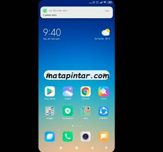 Cara Merubah Tampilan Notifikasi Android Menjadi Notifikasi Iphone