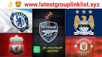 Latest EPL[English Premier League] Whatsapp Group Link 2020