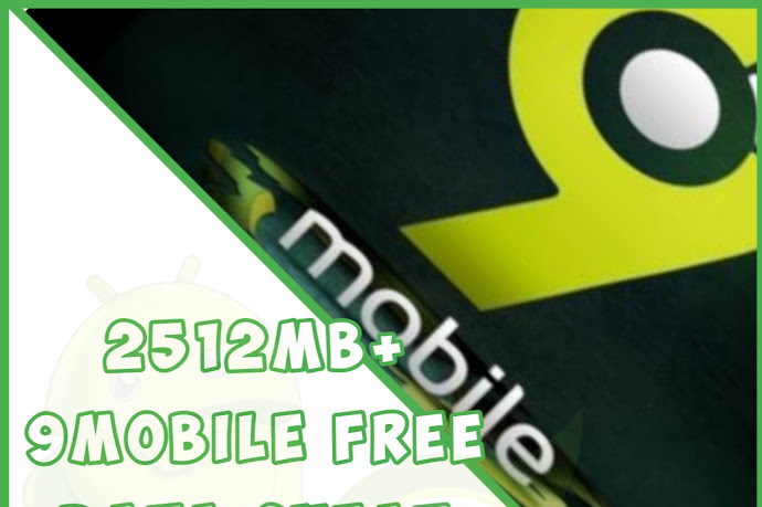 Get 2512MB In 9mobile For Free With This Data Cheat Code For 2021