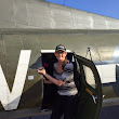Flying on a B-17 World War II Bomber