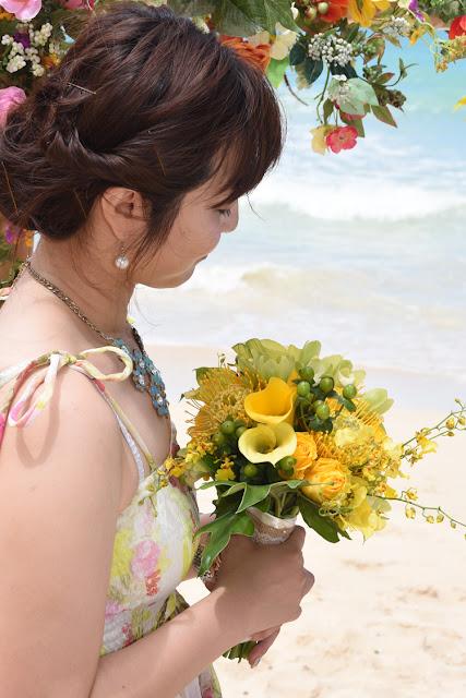 Hawaii Bridesmaid