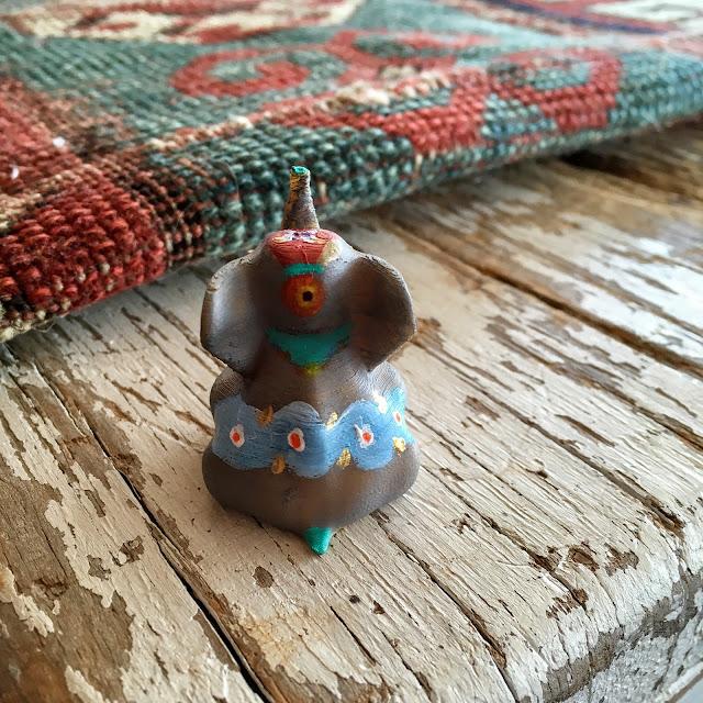 3D printed elephant via foobella.blogspot.com