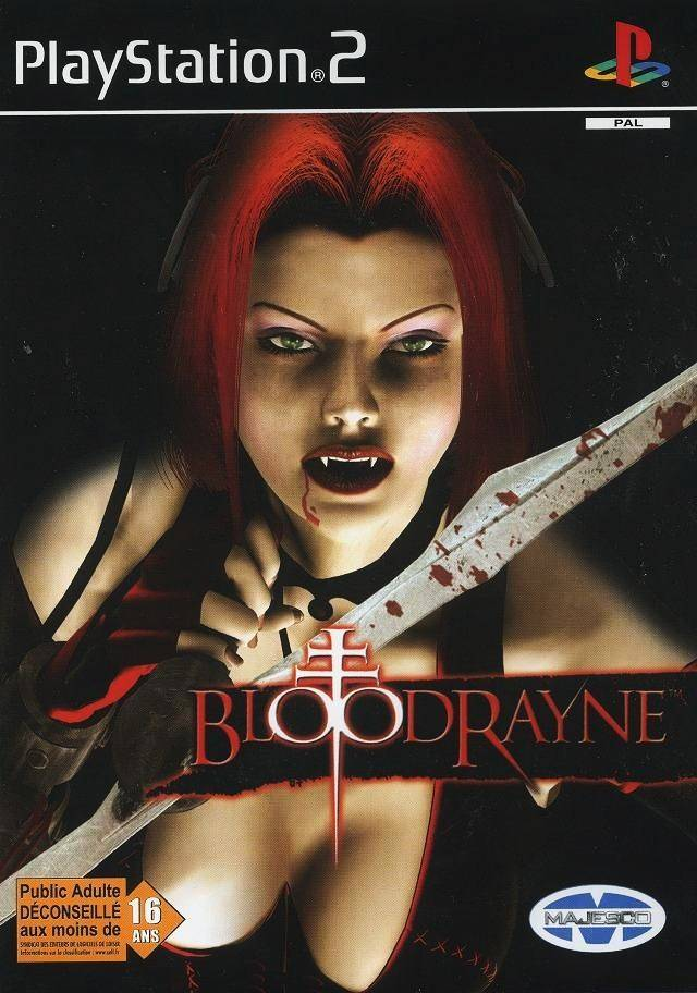 BloodRayne PAL PS2