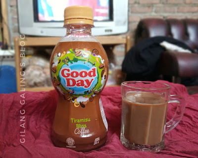 good day tiramisu bliss coffee