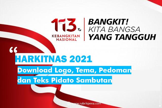Harkitnas 2021, Hari Kebangkitan Nasional 2021