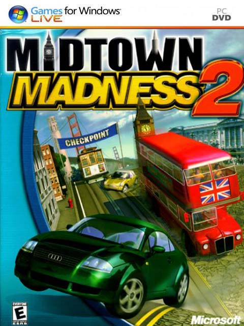 تحميل لعبة Midtown Madness 2 برابط مباشر + تورنت