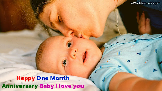 Good Wishes For One Month Complete Granddaughter Quotes Wishes Images