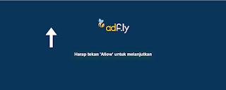 Cara Melewati iklan Di adfly