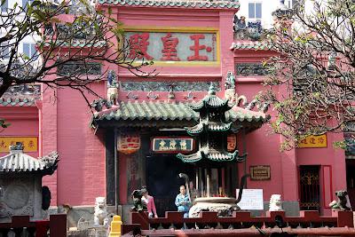 O Imperador de Jade pagode