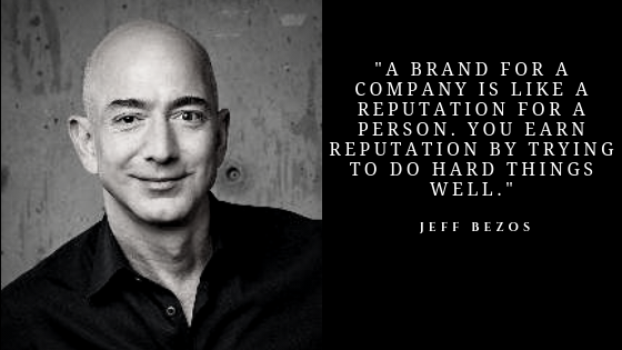 Amazon Founder Jeff Bezos Quotes Best Inspirational Quotes Of Jeff