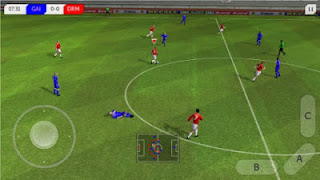 Dream League Soccer 2016 v3.041 Mod Apk + Data