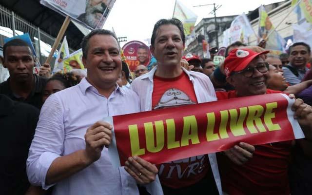 Cúpula de Rui Costa já admite trabalhar por candidatura presidencial em 2022