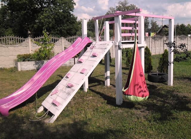 Plac zabaw skrojony na miarę - jak samodzielnie wykonać miejsce zabaw dla dzieci