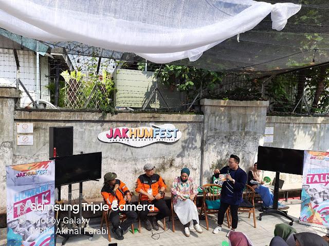 Jakhumfest 2020: Strategi Dompet Dhuafa dalam Membentuk Millennial yang Peduli Lingkungan