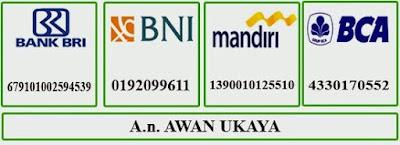 Nomor Rekening De Nature Indonesia