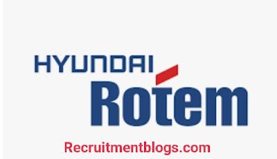 Mechanical Engineer At Hyundai Rotem-0 To 2 Years experience - Salam City, Cairo