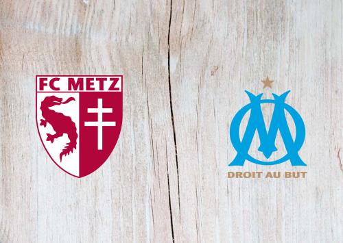 Metz vs Olympique Marseille -Highlights 14 December 2019