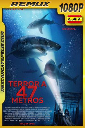 A 47 metros (2017) 1080p BDRemux  Latino – Ingles
